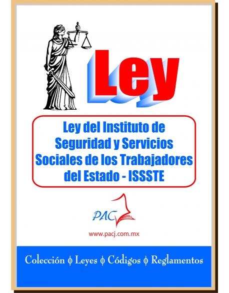 Ley del Instituto de Seguridad y Servicios Sociales de los Trabajadores del Estado - ISSSTE
