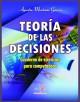 TEORIA DE LAS DECISIONES- Cuaderno de ejercicios para la computadora