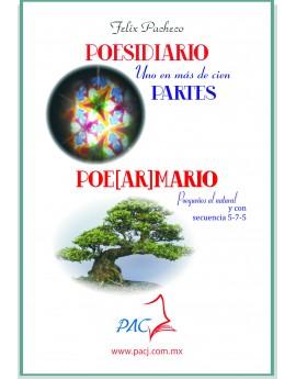 Poesidiario- Uno en màs de cien partes/ Poequeños al natural y con secuencia 5-7-5