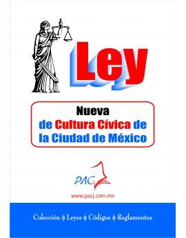Ley de Cultura Cívica