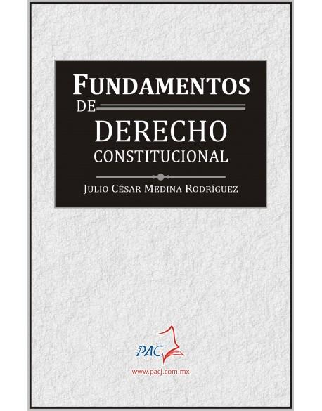 Fundamentos de Derecho Constitucional