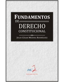 Fundamentos de Derecho Constitucional pasta dura