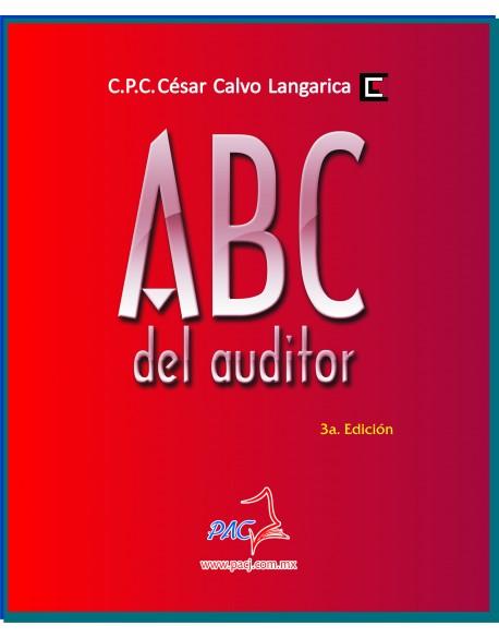 ABC DEL AUDITOR 3a. Edición