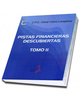Pistas financieras descubiertas  T - II