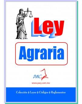 COMPENDIO AGRARIO | Ley Orgánica de los Tribunales Agrarios 2019