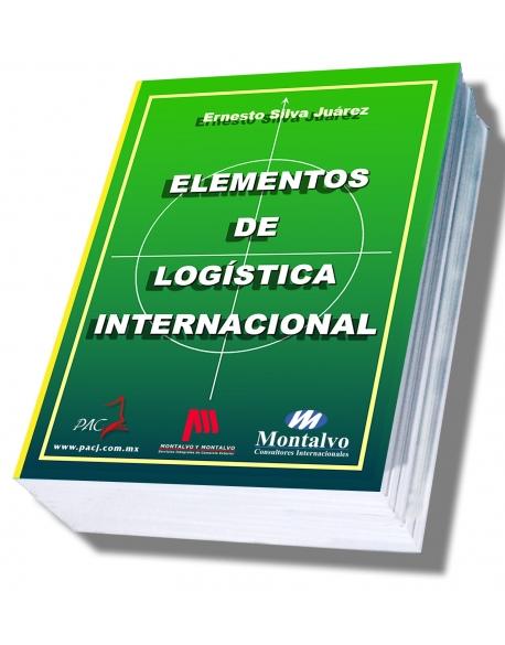 Elementos de Logística Internacional - Pasta rústica